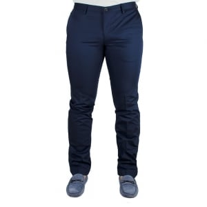 Boss Black Stanino 13 Trousers in Navy
