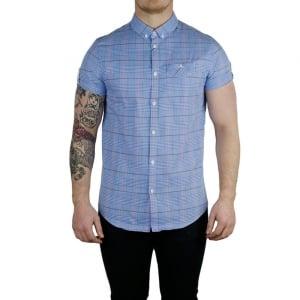 Luke Roper Fozzy Shirt in Blue