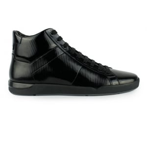 Hugo Fusion_Midc_Paml Trainers in Black