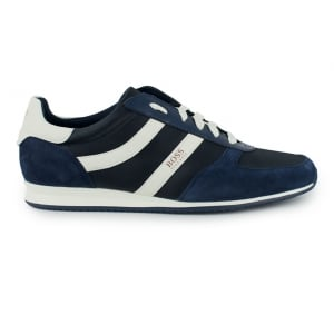 Boss Orange Orland_Runn Trainers in Navy