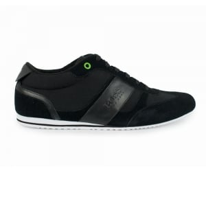 Boss Green Lighter_Low Trainers in Black