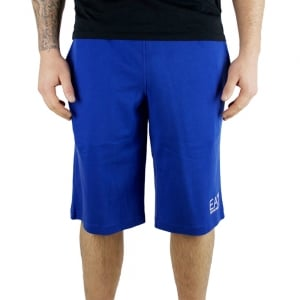 EA7 Core Shorts in Blue