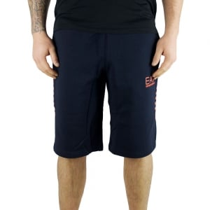 EA7 Shorts 7 Lines Shorts in Navy