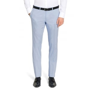 Boss Black Vee-W Trousers in Blue
