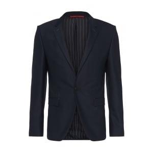 Hugo Arenz Jacket in Dark Blue