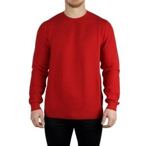 Hugo Sorito Knitwear in Red