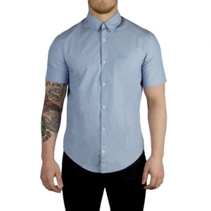 Boss Green Shirts C-Busterino in Light Blue