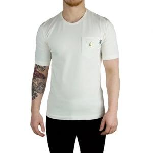 Love Moschino Peace T-Shirt in White