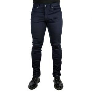 Hugo 734 Regular Leg Jeans in Navy