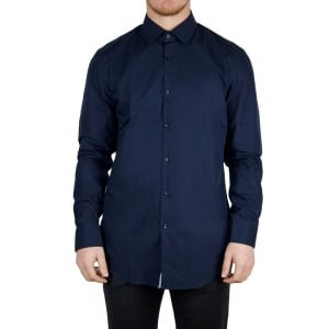 Hugo C-Joey Formal Shirt in Navy