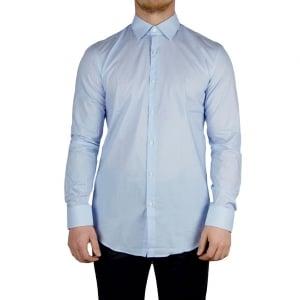 Hugo C-Jenno Formal Shirt in Light Blue
