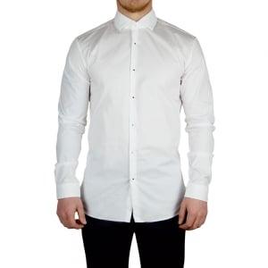 Hugo Ewyn Formal Shirt in White