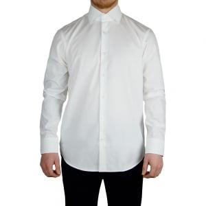 Hugo C-Eraldi Formal Shirt in White
