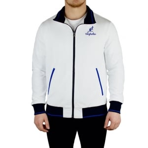 Australian Pique Jacket in White
