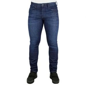 Boss Orange 90 Regular Leg Jeans in Mid Wash