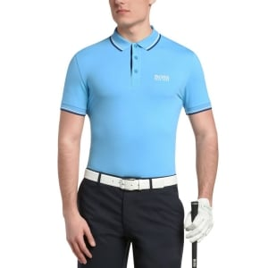 Boss Green Paddy Pro Polo Shirt in Blue