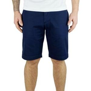 Lacoste 38-40 Shorts Bermuda in Navy