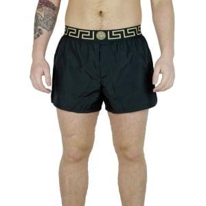 Versus Versace Swimshorts Beach Shorts in Black