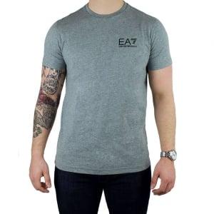 Ea7 Core T-Shirt in Grey