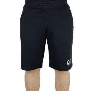 Ea7 Jersey Shorts in Black