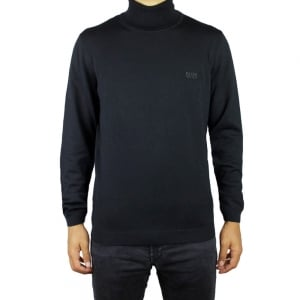 Boss Green C-Calvin_01 Knitwear in Black