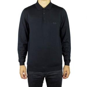 Boss Green C-Camus_1 Knitwear in Black