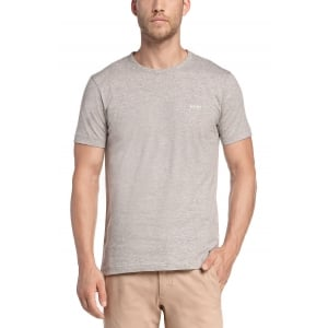 Boss Green Tee T-shirt in Grey