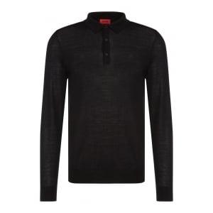 Hugo San Giovanni Knitwear in Black