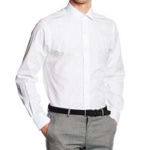 Ralph Lauren Polo White Horse Shirt in White