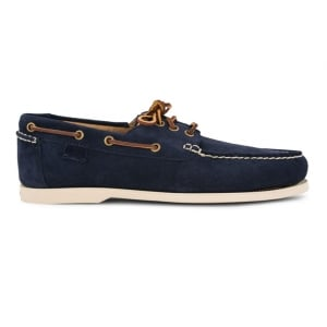 Ralph Lauren Polo Bienne Shoes in Navy