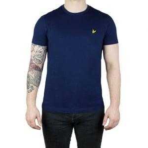 Lyle & Scott Vintage Indigo T-Shirt in Navy