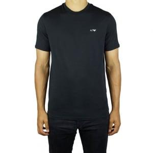Armani Jeans Single Set T-Shirt in Black