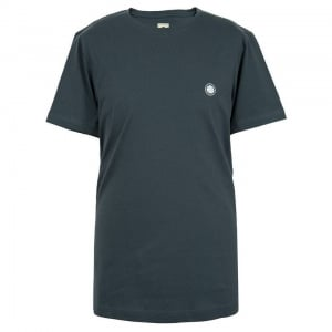 Pretty Green SS Crew Neck T-Shirt in Navy