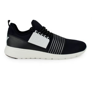 Ea7 Rope Sneakers Trainers in Black