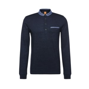 Polo Shirts Patcherman In Blue