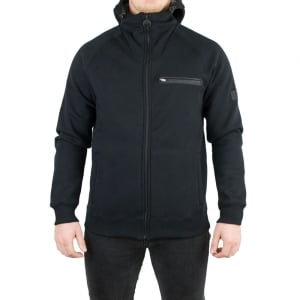 Barbour International Podium Sweatshirt in Black