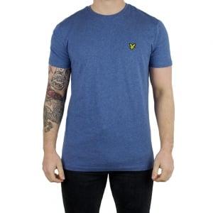 Lyle & Scott Vintage T-shirt in Indigo Marl