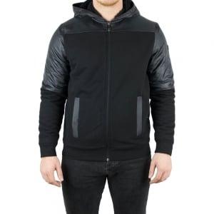 Boss Green Snuggel Sweatshirt in Black