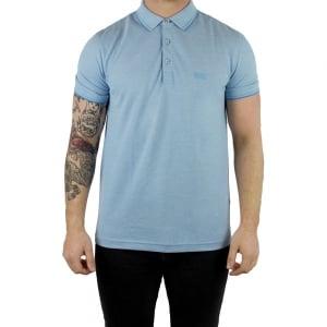 Boss Green C-Vito Polo Shirt in Open Blue
