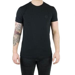 Armani Collezioni Logo Core T-Shirt in Black