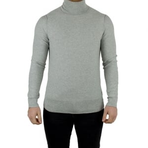 Boss Orange Akrol Knitwear in Grey