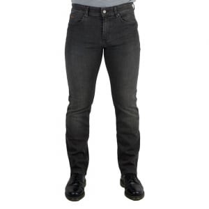 Boss Green C-Delaware 1 Short Leg Jeans in Black