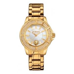 Versus Watches Tokyo Watch in Gold