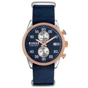 Versus Watches Shoreditch Watch in Navy