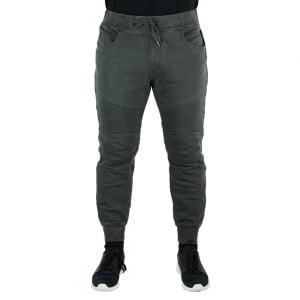 True Religion Moto Pant Jogging Bottoms in Dark Grey