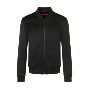 Hugo Belagio Coat in Black
