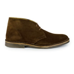Loake Sahara Shoes in Brown