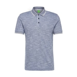Boss Green C-Padria Polo Shirt in Open Blue