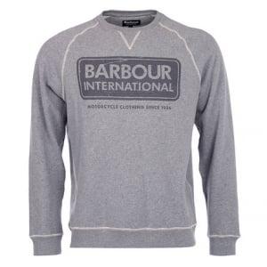 Barbour International Sweatshirt International in Grey