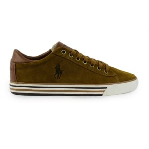 Polo Ralph Lauren Trainers Harvey in Camel
